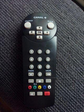 Mando Canal +