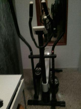 bici eliptica decathlon