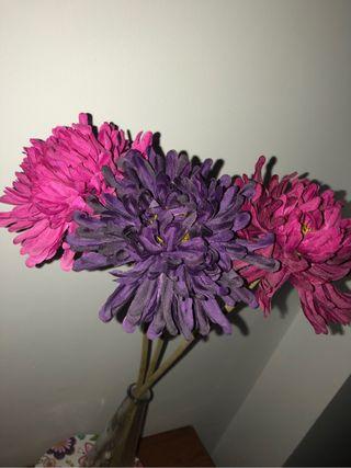 Flores artficiales