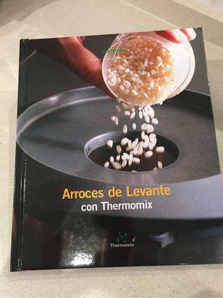 libro arroces de levante thermomix