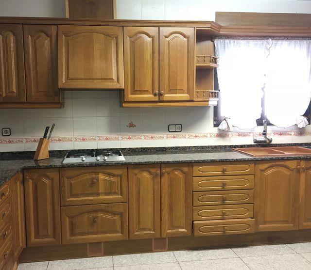 Muebles de cocina en Cambrils (Tarragona). de segunda mano por 985 ...