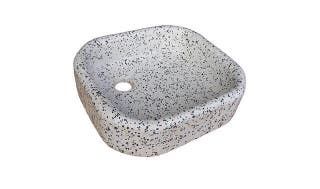 Lavabo pila de piedra