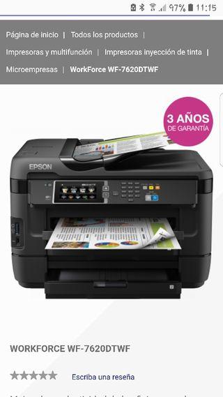 Impresora fotocopiadora wifi A3