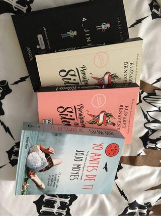 Lote de 3 libros