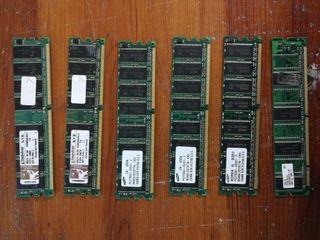 Memoria RAM DDR 512Mb