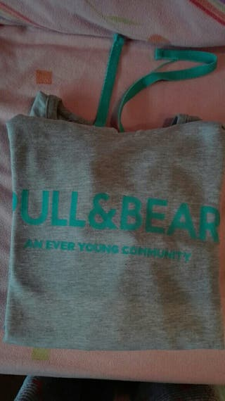 Sudadera pull and bear