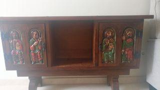 Mueble madera Banak