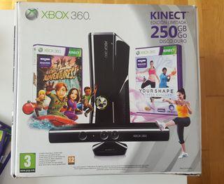 Xbox 360 Kinect Special Edition 250GB con 3 juegos