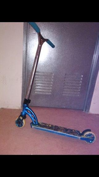 manillar de scooter