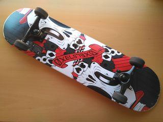 Monopatín Skateboard Oxelo
