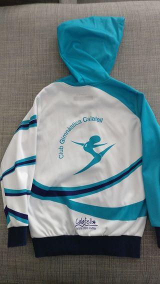 Chandal deportivo Club Gimnasia Calafell
