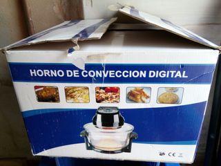 horno conveccion digital