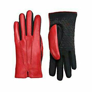 guantes piel originales audi