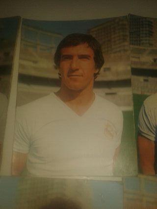 fotos antiguas del Real Madrid