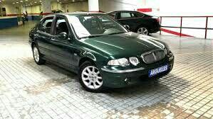 coche Rover 45 2000