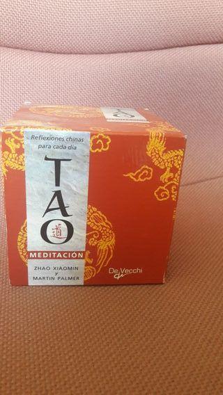 Caja de juego reflexiòn Tao