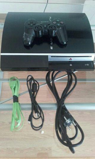 PlayStation3+1juego(WWE)