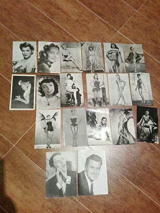 fotografias y postales hollywood