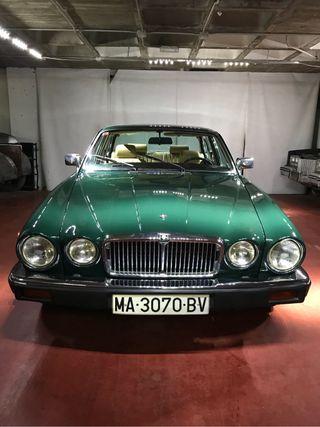Jaguar XJ 1989