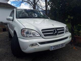 Mercedes-benz ML270 2004