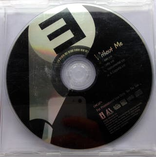 CD Single Eminem Without Me