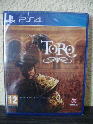 Toro ps4 toro