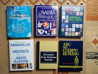 Pack de libros selección Reader's Digest