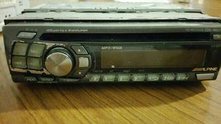 Radio Coche ALPINE