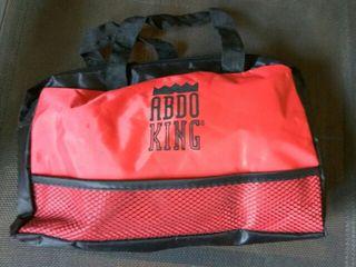 Cinturón Electroestimulador Abdo King