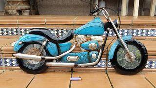 moto decoración