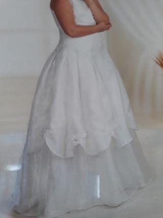 vestido comunion y torerita