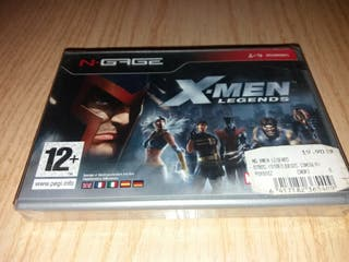 X Men Legends N Gage