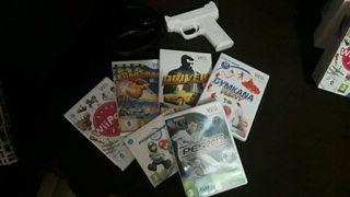 juegos y complementos para Wii Nintendo