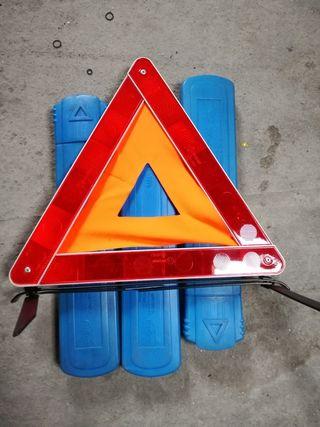 triangulos encartables