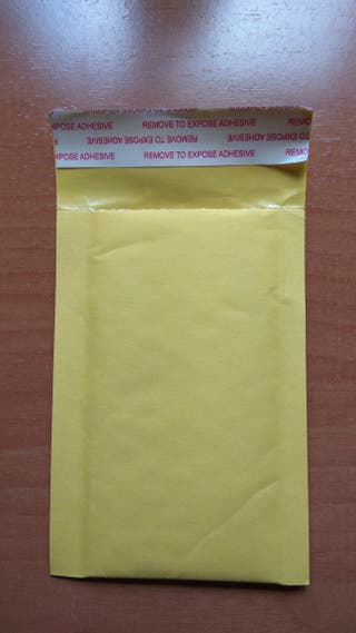 Paquetes/sobre envíos