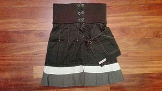 Falda de diseño especial para niñx