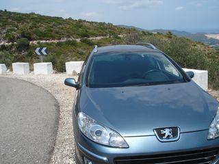 Peugeot 407 SW 2008 2.0HDI 136CV