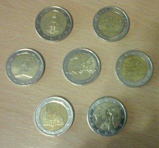Moneda 2 euros conmemorativa