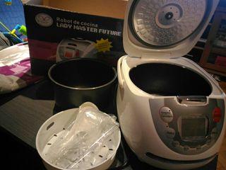 Robot de cocina lady master future de segunda mano por 25 - Robot de cocina lady master future ...