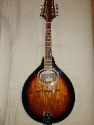 Mandolina acústica Ortega