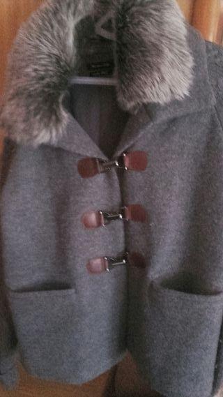 Abrigo mujer massimo dutti