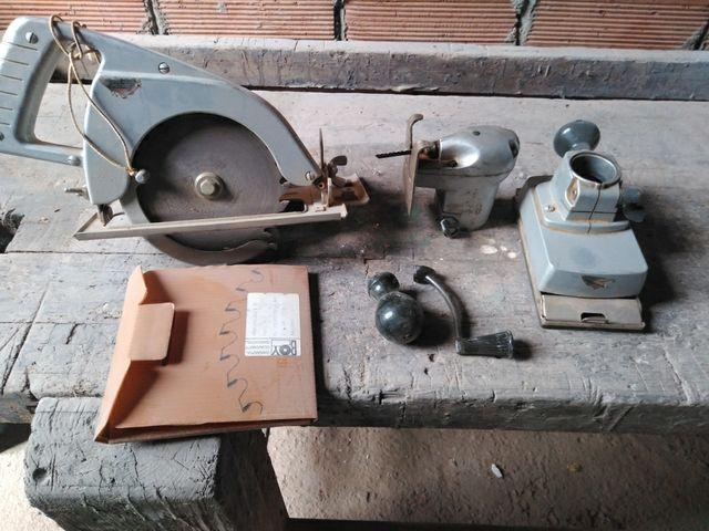 Herramientas carpintería vintage