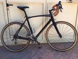 Bici carbono ciclocross bh talla l
