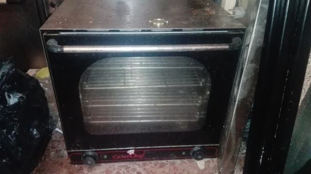 cocina gas y todo resturante