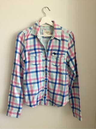 Camisa mujer abercrombie&fitch
