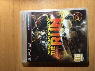need for speed the run. ps3