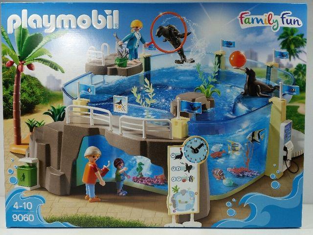 Playmobil 9060 gran acuario de segunda mano por 54 99 en for Playmobil segunda mano