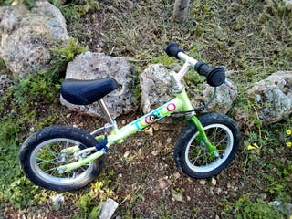 Bicicleta de niñ@ sin pedales