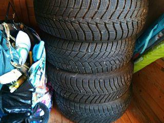 Neumáticos de invierno, coche