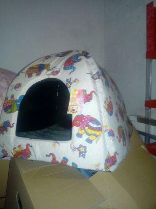 en venta igloos perro-gato